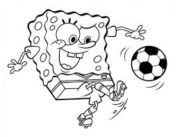 Small Picture Coloring Pages Printable Spongebob Squarepants Coloring Pages