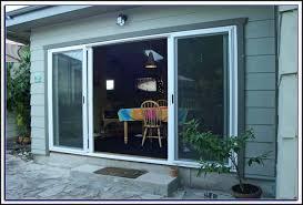 upvc 4 panel sliding patio doors patios home decorating ideas