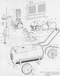 gas station wiring diagram schematic gas discover c bell hausfeld air pressor diagram