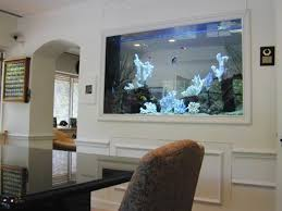Glamorous Mid Century Modern Fish Tank Pictures Decoration Ideas