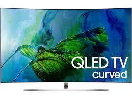 samsung 65 inch 4k tv. samsung qn65q8camfxza 65-inch 4k ultra hd curved qled smart tv with hdr elite 65 inch 4k tv t