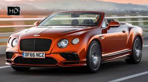 2018 bentley supersports convertible. brilliant convertible 2018 bentley continental gt supersports convertible orange flame hd throughout bentley supersports convertible