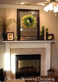 creative of fireplace mantels and surrounds ideas best 25 fireplace mantel decorations ideas on fire