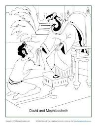 5d10a7404510f1dd6c31973bbd0372a0 david and mephibosheth craft bible coloring pages 89 best images about coloring printables on pinterest hidden on philip and the ethiopian eunuch coloring page