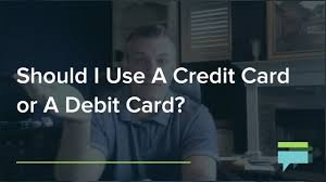 1.2 lucrative deals, cashbacks & rewards are calling you. Credit Card Vs Debit Card Why You Should Choose One Over The Other