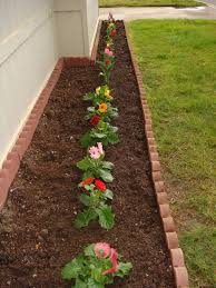 Backyard Flower Garden Designs Charming Small Backyard Flower Gardens Photo Design Ideas