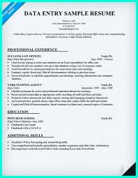 Data Entry Job Description For Resume Pin On Resume Sample Template And Format Pinterest Data Entry 61