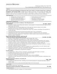 healthcare s and marketing resume director of marketing resume executive cfo resume examples