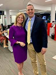 """annemariewthr on Twitter: """"He's back! 🙌🏻 Today marks Perry Pace 's first  day of his second tour at WTHR. Meet our former EP and new assistant news  director!! #WTHR… https://t.co/AMSWC6lMDE"""""""