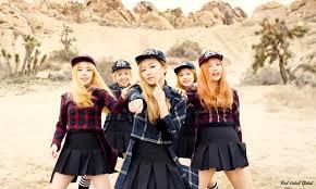 Caps 150316 Red Velvet Ice Cream Cake Music Video Photos For Velvet