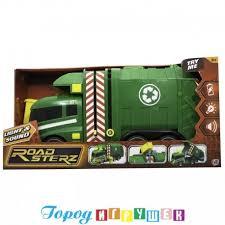 <b>Мусоровоз</b> Roadsterz 38 см - <b>HTI</b> (JCB) - Город <b>игрушек</b>