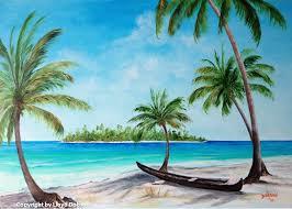 coastal living art for