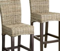 Sofa : Beautiful Stunning Wicker Bar Stool 52 Types Of Counter ...