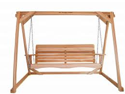 how to build a wooden porch swing frame idea jbeedesigns outdoor plans for building f