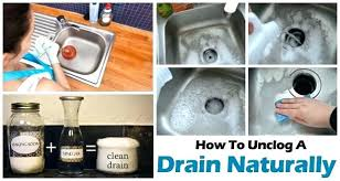 unclog a bathtub drain without chemicals large