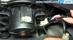 how to replace install ac heater blower fan motor 2001 06 hyundai how to replace install ac heater blower fan motor 2001 06 hyundai elantra