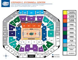 Ben Griffin Stadium Seating Chart Gator Stadium Seating Chart Seating Chart