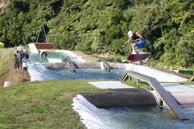 Cable Park My Fantasy Factory Wakeboarding Backyard