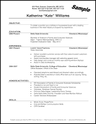 Sample Resume For Clothing Retail Sales Associate. Resume For ...