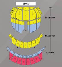 John Mulroy Civic Center Seating Chart 75 Expository Carpenter Theatre Richmond Va Seating Chart