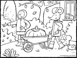Halloween Kleurprenten Kiddicolour