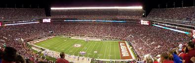 Bryant Denny Stadium Seating Chart Map Seatgeek