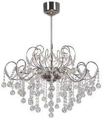 at debenhams the collection home collection mary crystal glass chandelier light