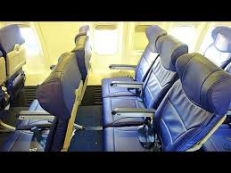 Southwest Airlines Boeing 737 700 Seating Chart Southwest Boeing 737 700 Review Portland San Francisco Seattle Oakland Economy Week