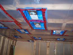 vapour barrier around recessed lights vapor barrier ceiling jpg