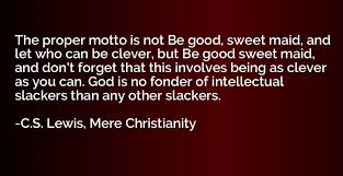 Mere Christianity Quotes Classy Quotes By CS Lewis Mere Christianity Quotationio