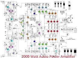 high power dj amps 2 channel amp wiring diagram wiring library 2000w high power amplifier 2sc5359 2sa1987