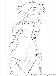 Disegni Naruto Uzumaki Da Stampare Disegni Da Colorare Gratis