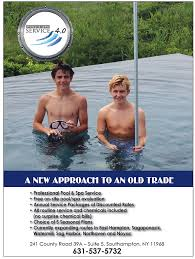 Pool service ad Print Hamptonservicead Youtube Hamptonservicead Casual Water Pool Spa Construction 40
