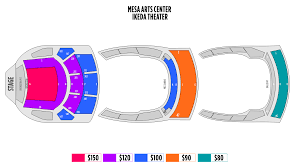Mesa Ikeda Theater Seating Chart Ticketingbox Shen Yun 2020 Mesa Shen Yun Tickets