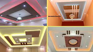 gypsum false ceilings design 2020