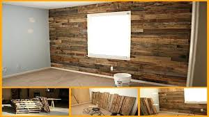 diy accent wall pallet wall simple pallet accent wall the owner builder network diy accent wall diy accent wall