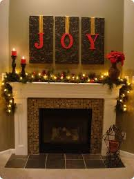 Christmas Fireplace Decorations Pictures  Christmas2017Christmas Fireplace Mantel