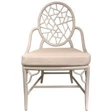 Mcguire Designer Furniture Cracked Ice Outdoor Chair