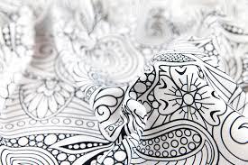 lake coloring book design challenge winner dearie spoonflower