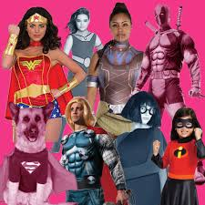 30 superhero costumes that seriously kick