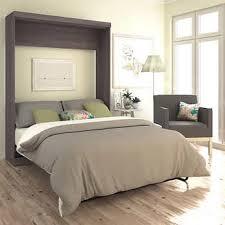 murphy bed furniture. Baton Rouge Queen Wall Bed Grey Murphy Furniture F