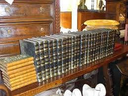 leather bound books for set of antique in classifieds harry potter uk with leather bound