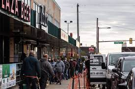 Open link in new tab. Thanksgiving Turkey Giveaway In North Philly As Covid Rages Whyy