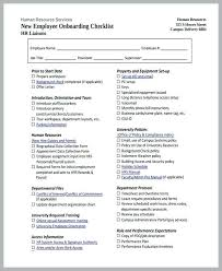 Human Resources Checklist Month Payroll Excel Processing Hr And