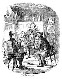 david perdue s charles dickens page great expectations pip and joe meet jaggers at the jolly bargemen pailthorpe