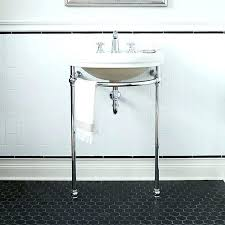 sink with metal legs st console sink with metal legs porcelain sinks metal legs sink with metal legs