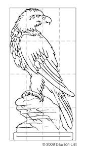 bald eagle template 14 photos of template of bald eagle templates pinterest bald