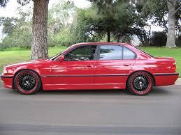 BMW Convertible bmw 740il 2000 : BMW 740i 2002 - image #88