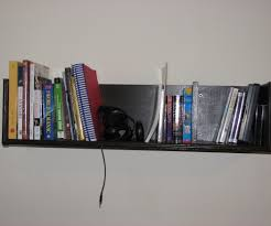Wall Mount Bookcase Diy Bookshelves