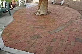 unique brick paver designs stunning patio design ideas gallery